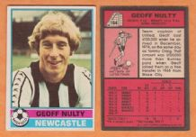 Newcastle United Geoff Nulty 164